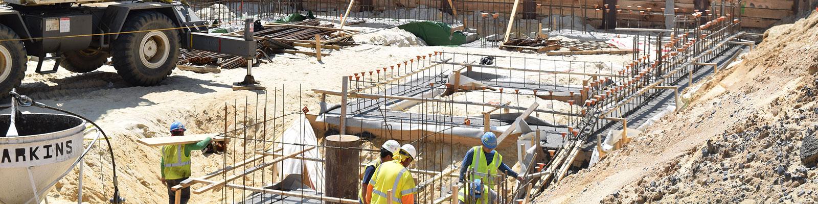 Industrial Civil Work Contractor in Gurugram