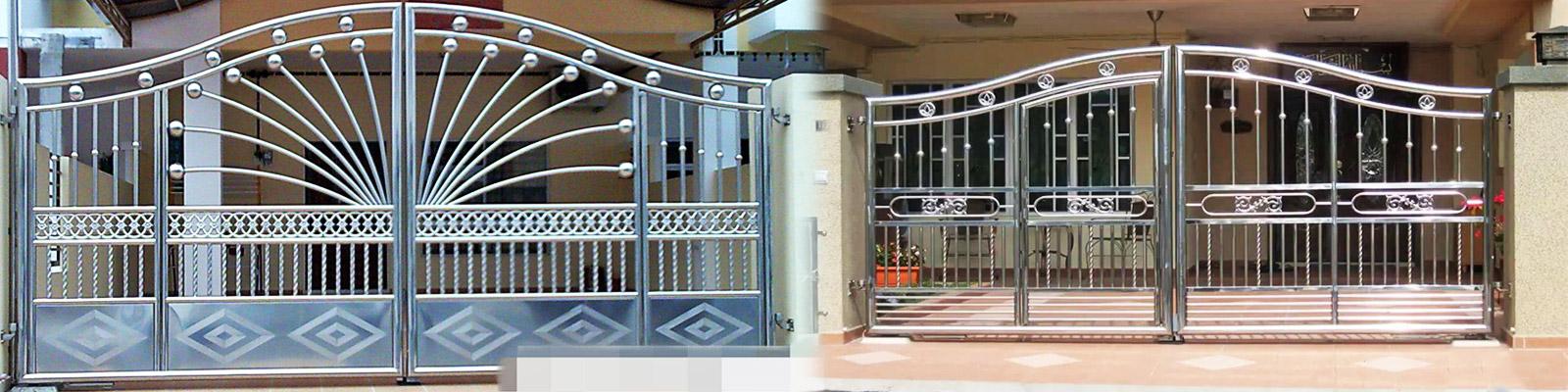 Office Steel Gate Manufacturer in Gurugram